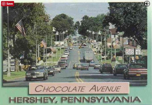 Hershey 5