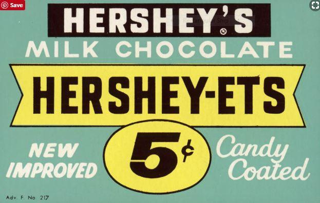 hershey 7