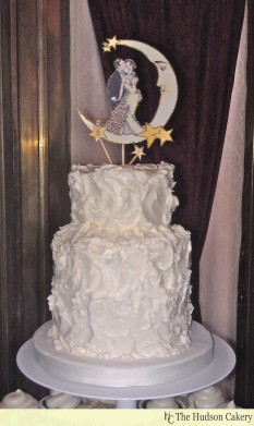 Awesome Vintage Wedding Cake Topper